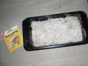 Roggenbrot mit Körnern - Rezept