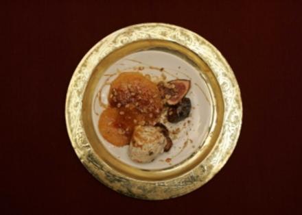 Orangentraum mit Datteln und Zimt (Gitta Saxx) - Rezept