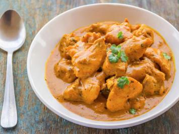 Chinesisches Curry-Hühnchen mit Kokosmilch - Rezept - Bild Nr. 2
