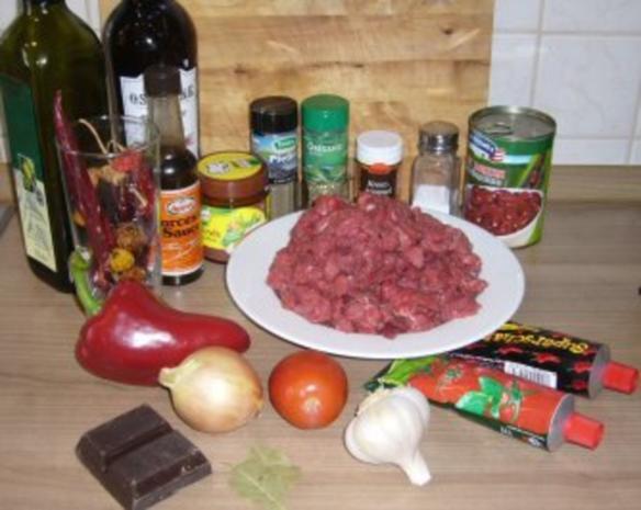 Chili con Carne - scharfe Version - Rezept - Bild Nr. 2