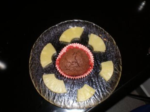 Dessert: Schokoladen Küchlein - warm & innen flüssig - Rezept - Bild Nr. 2