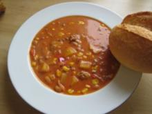Suppe Diabolo - Rezept