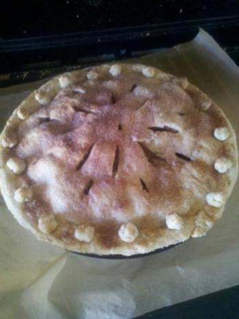 Classic Crisco Pie Crust (double-crust 9inch) - Rezept