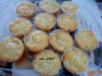 Bananen - Ananas Muffins - Rezept