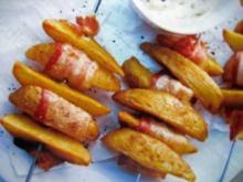Kartoffeln am Spieß... - Rezept