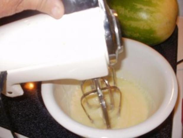 Obst: Ananas Dessert  ohne zu backen -  Amerikanisches Schnellessen - Rezept - Bild Nr. 3