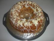 Apfel - Nuss - Kuchen - Rezept