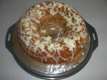 Rezept: Apfel - Nuss - Kuchen