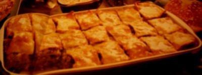 Türkischer Honigkuchen - Rezept