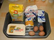 Joghurtkuchen - Rezept