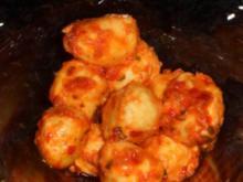 Geschenke aus der Küche : Eingelegter Mozzarella - Rezept