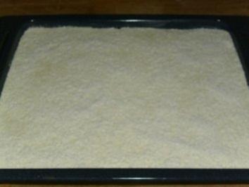 Quark-Kokos-Schnitten - Rezept