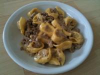 tortellini . hackfleisch - pfanne - Rezept - Bild Nr. 4