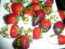 Dessert:Schokoerdbeeren - Rezept - Bild Nr. 2