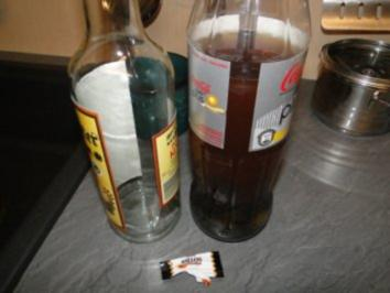 Lakritzeschnaps mit Galanga            (Fotos) - Rezept