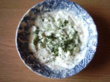 Gurken mit Joghurt aus der Türkei - Rezept
