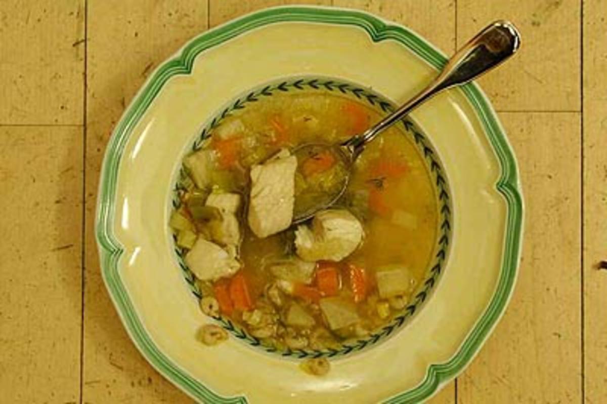 Fisch Suppe