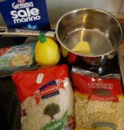 Türkischer Reis - Rezept