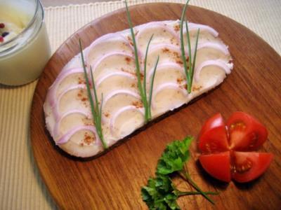 Schmalz auf´s Brot .... - Rezept - Bild Nr. 3460
