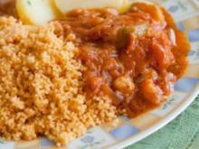 Tomaten-Lamm-Bredie (Gemüseeintopf aus Südafrika) - Rezept