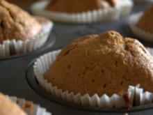 Walnuß-Karamell-Muffins - Rezept