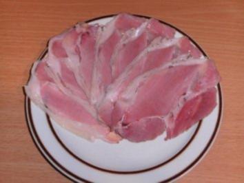 Wursten: Schinken, gepökelt und gekocht - Rezept