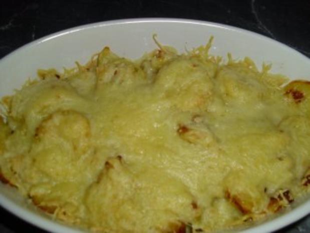 Gebratenes 3 Minuten Sauerkraut mit Kasseler Kotelett und überbackenen Bratkartoffeln - Rezept - Bild Nr. 3
