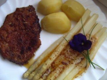 Schnitzel Speziale - Rezept