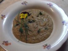 Topinambur-Spargel-Suppe - Rezept