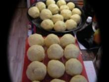 Kartoffelteig (auch für Kartoffelknödel) - Rezept