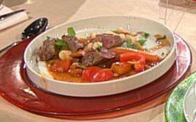 Bredie - Südafrikanischer Eintopf mit Lammfleisch à la Martin Baudrexel - Rezept