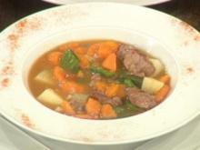 Bredie - Südafrikanischer Eintopf mit Lammfleisch (Stephanie und Thomas Strunz) - Rezept