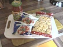 Auflauf alla Tortellini - Rezept