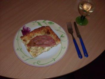 Mortadella Pizza - Rezept