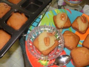 Rezept: Kuchen - Kleine Apfelbrei - Butterkuchen - Aroma geht durch das ganze Haus