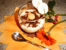 Mascarponecreme mit Amarettini - Rezept