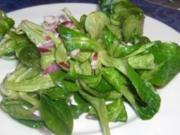 LIbanesischer Feldsalat - Rezept