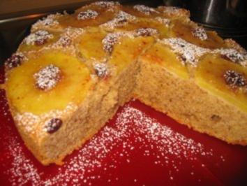 Backwaren: Verkehrter Apfelkuchen - Rezept