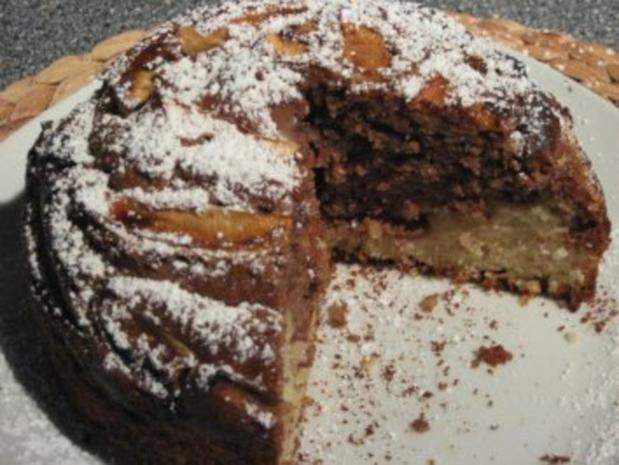 Mini Apfel-Rührkuchen - Rezept - Bild Nr. 2