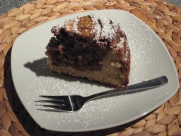Mini Apfel-Rührkuchen - Rezept - Bild Nr. 3