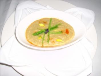 Bananen-Linsen-Suppe - Rezept