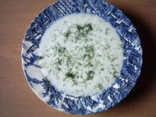 Gurken-Buttermilch-Suppe - Rezept