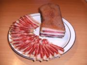 Wursten: Schweinebauch, gepökelt und luftgetrocknet - Rezept