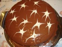 *Kuchen - Mokka-Preiselbeer - Rezept