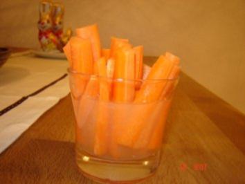 Dip Karotten - Rezept