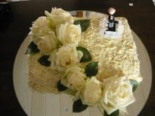 Kommuniontorte Oder Hochzeitstorte - Rezept