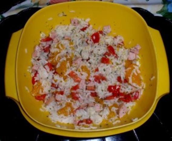 Fruchtiger Reissalat - Rezept - Bild Nr. 4