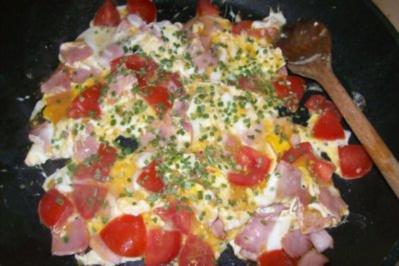 Rezept: Frühstück - Rüherei