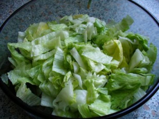 Salat frisch von der Wiese - Rezept - Bild Nr. 2