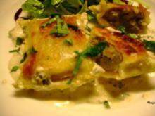 Pasta: Maultaschen an Bärlauchcreme - Rezept